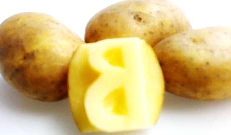 Potatistryck