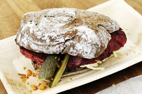 Sommarkök & bar - framdelskött
