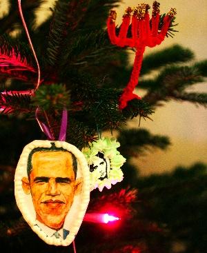 Obama Foto: Alice Brax