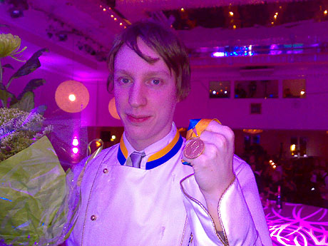 Årets kock Foto: Alice Brax