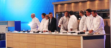 Årets kock-juryn Foto: Alice Brax