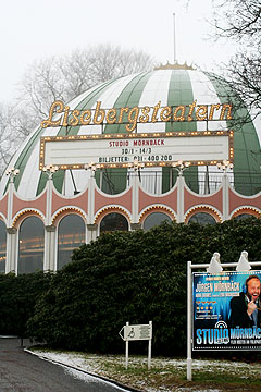 Lisebergsteatern Foto: Alice Brax