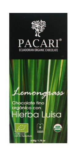 Pacari-Lemongrass