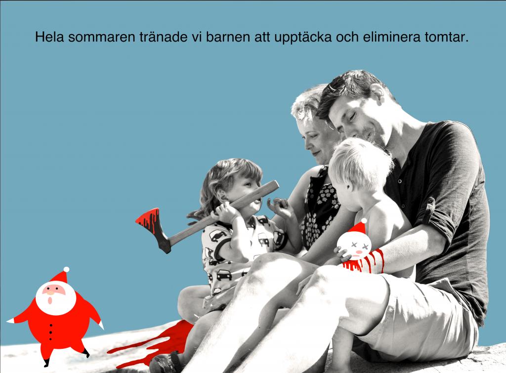 AD: Amanda Jakobsson amandajakobsson.com Copy: Martin Rebas rebas.se Fotograf: Paulina Westerlind pwfoto.com